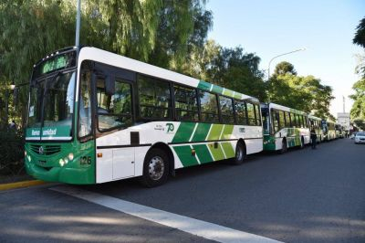 UTA San Luis: Continua el paro de transporte urbano
