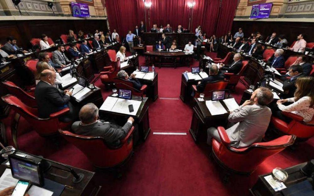 Desde la oposición ahora reclaman la constitución de la Comisión de Legislación General