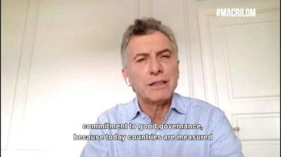 Virus, populismo y futuro: 10 frases de Macri en su primera entrevista del año