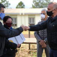 Nueva entrega de viviendas del Iprodha de un total de 450 planificadas para este año