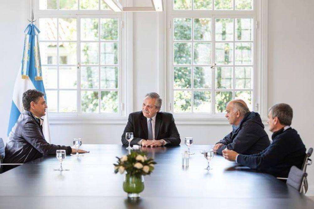 Fernández lanza otra ofensiva para acercarse al sector dialoguista de la oposición y aislar al eje Macri-Bullrich