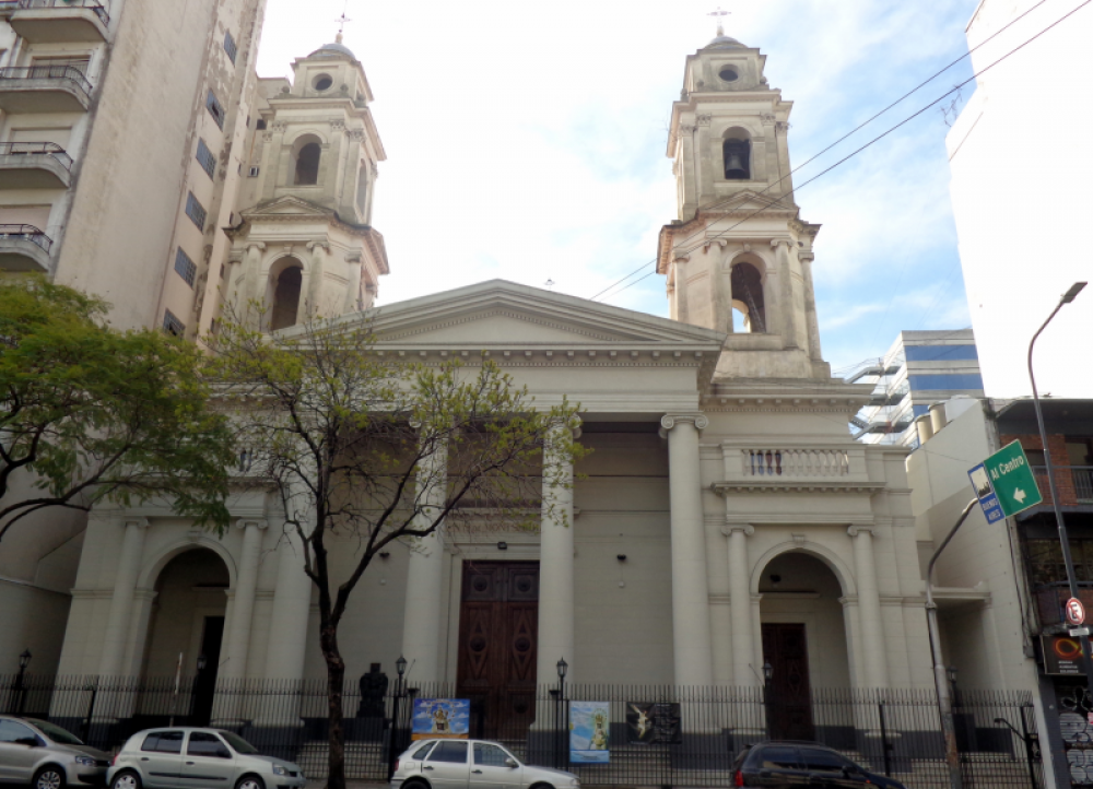Una de las iglesias más antiguas de Buenos Aires y su colegio corren el riesgo de cerrar