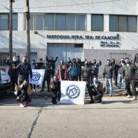 La Juventud Sindical Peronista reafirma su compromiso solidario durante la pandemia