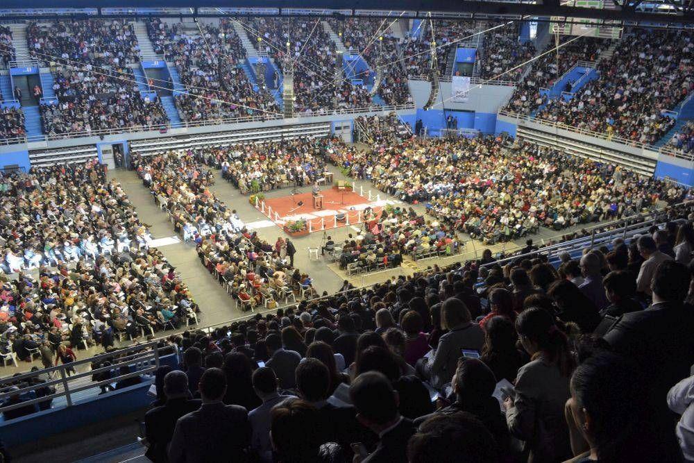 Los testigos de Jehová celebrarán virtualmente su asamblea del 2020