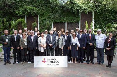 Grupo de Puebla: Alberto Fernández y una cita regional que puede generar tensiones con Brasil y Bolivia