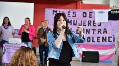 """Soledad Alonso: """"Estamos esperando que salga la reglamentación de la Ley Nacional de Teletrabajo"""""""