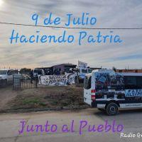 JSP CGT Bahía Blanca – Otra Olla familiar popular - Locro del 9 de julio