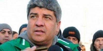 Pablo Moyano salió a apoyar fuerte al SOMU en el conflicto con las cámaras pesqueras