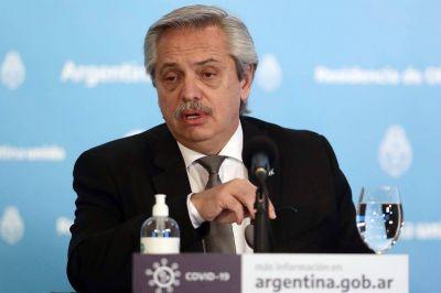 Alberto Fernández pidió a los líderes progresistas de la región construir