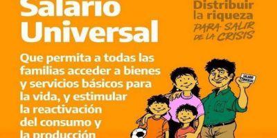 A 20 años de la Marcha Grande, la CTA Autónoma recupera sus consignas y reclama un salario universal