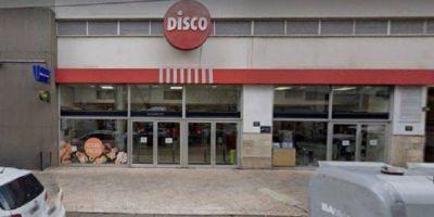 Preocupación por brote de 42 casos de coronavirus en tres tiendas de Disco quedan a 10 cuadras entre sí
