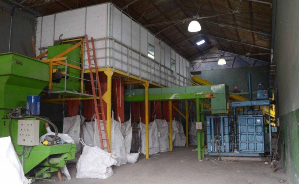 La ecoplanta de Cerri: el lugar que da valor a los residuos