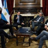 Otra promesa de Massa, zoom caliente con Macri y el indulto de Trump