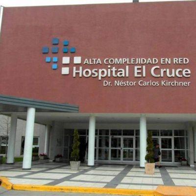 El Hospital El Cruce amplía los espacios de Salud para enfrentar al coronavirus