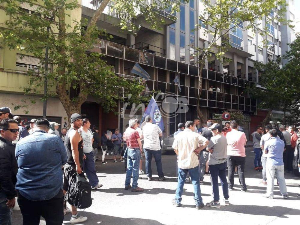 Afiliados al SOMU se manifestarán en los accesos al Puerto de Mar del Plata