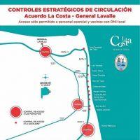 Los intendentes de La Costa y Lavalle firmarán un convenio sanitario que da inicio a una nueva era en la relación de dos distritos hermanos