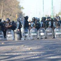 Tres heridos de bala en un enfrentamiento de facciones da la Uocra La Plata