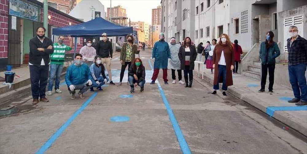 Legisladoras porteñas promueven una experiencia modelo para la prevención del Covid-19 en los comedores comunitarios de la Ciudad