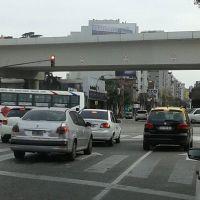Cayó un 24 por ciento la circulación de vehículos en las autopistas porteñas