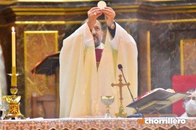 Mons. Gabriel Barba asumió el gobierno pastoral de la diócesis de San Luis
