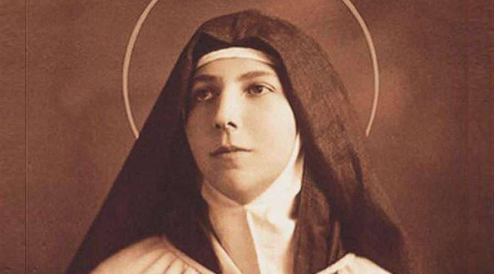 Hoy es la fiesta de Teresa de los Andes, la primera santa carmelita de América