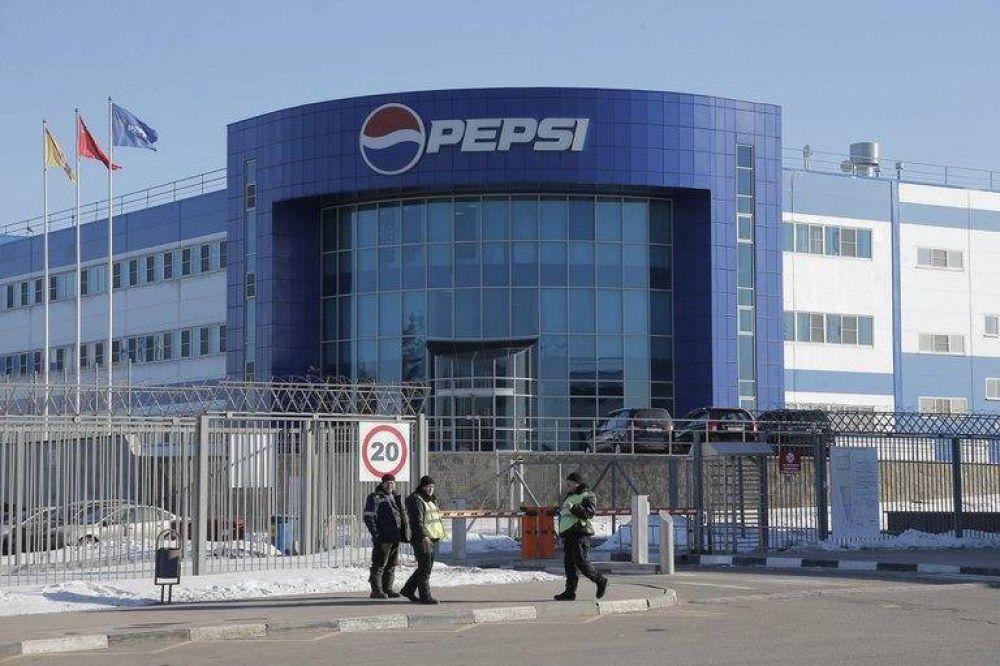 Pepsico gana 2.984 millones de dólares en el primer semestre, un 13,4 % menos