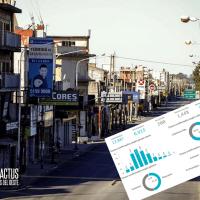 Coronavirus en el Oeste | La situación de cada municipio