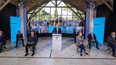 Presupuesto 2021: los tres ejes que busca resaltar Alberto Fernández