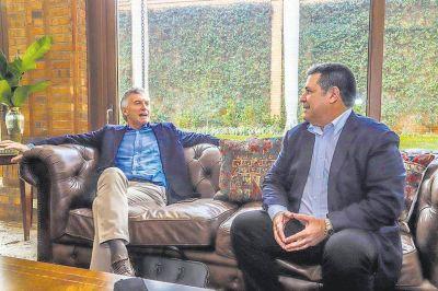 ¿Qué fue a hacer Mauricio Macri a Paraguay?