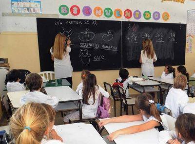 Los gremios docentes ponen condiciones para el retorno a las aulas