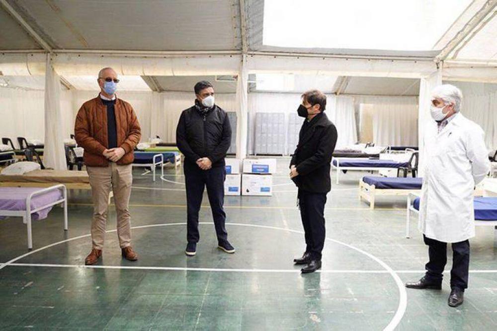 Después de juntarse con Larreta, Kicillof visitó a Jorge Macri