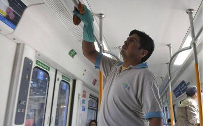 Ya suman 40 los trabajadores de Subte contagiados de Covid-19