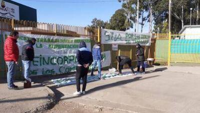 Chubut: Paro total de actividades por tiempo indeterminado en las fábricas pesqueras por mejoras salariales