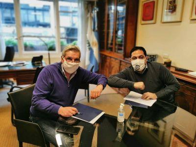 El Sindicato de Custodios firmó un acuerdo con la obra social OSDEPYM