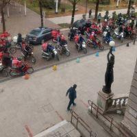 Queja de repartidores: Incrementarán la seguridad en Luján