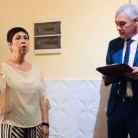 Renunció la secretaria de Salud Rita Hernández
