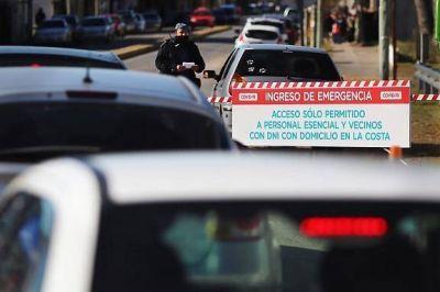La Costa: El Intendente Cardozo vuelve a permitir el transito interno luego de nuevos casos detectados de Covid-19