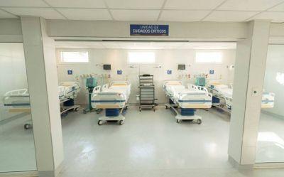 La ocupación de camas es del 55,12 % en distritos bonaerenses del AMBA