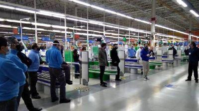 Preocupante: la cantidad de trabajadores de supermercados con Covid-19 se cuadriplicó en un mes