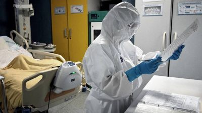 Coronavirus: suman 1.968 los fallecidos y 106.910 los contagiados en el país