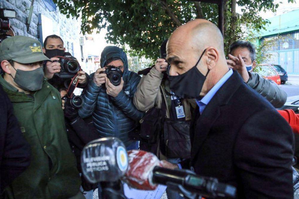 Espionaje ilegal: Gustavo Arribas dijo que supo por la TV que sus agentes seguían a CFK