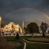 Avalancha de críticas a Erdogan por convertir la basílica de Santa Sofía en mezquita