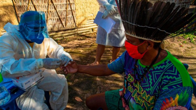La Iglesia, indignada con Bolsonaro por recortes a pueblos originarios