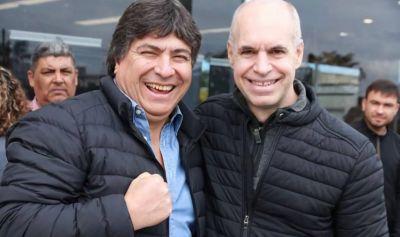 Ramón Muerza, el sindicalista macrista espiado por Arribas que busca ser querellante en la causa