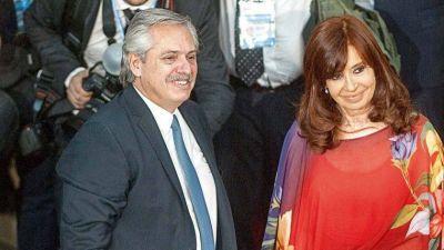 Alberto Fernández y Cristina Kirchner buscan bajarle el tono a las discusiones internas