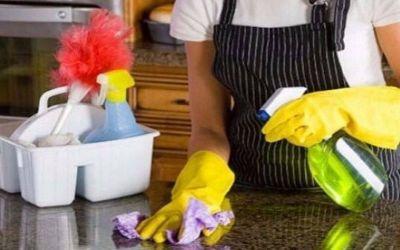 El hilo se corta por lo más delgado y durante la pandemia ya dieron de baja 20 mil trabajadoras domésticas