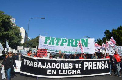 """FATPREN exige """"paritarias ya"""""""