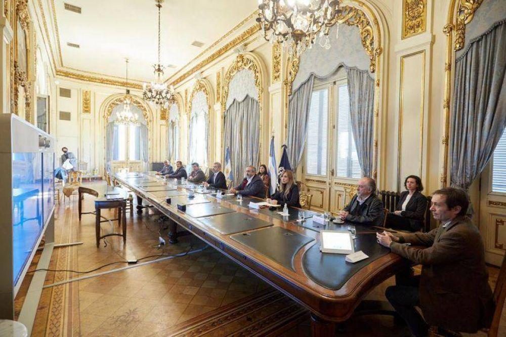 El Consejo Económico y Social arrancó con convocatoria al diálogo pero sin definir políticas