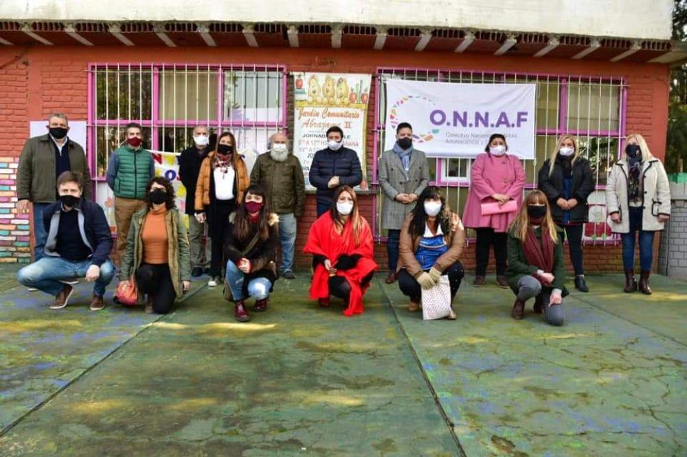 Nación transferirá fondos para comedores merlenses
