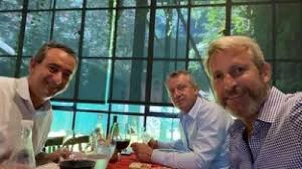 Crisis en Juntos por el Cambio: Frigerio y Monzó se distancian de Macri y el PRO